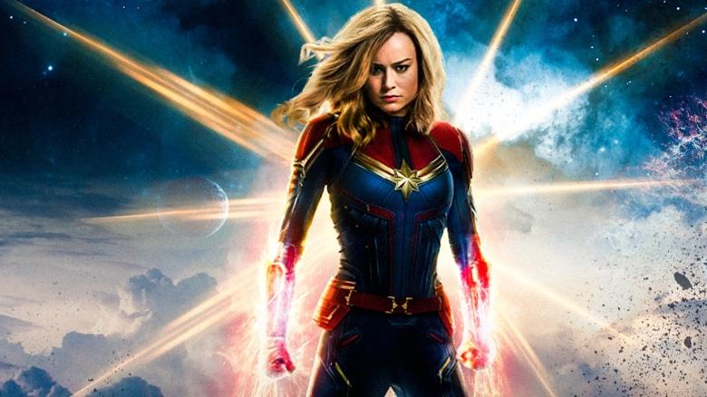 Cap marvel poster 2