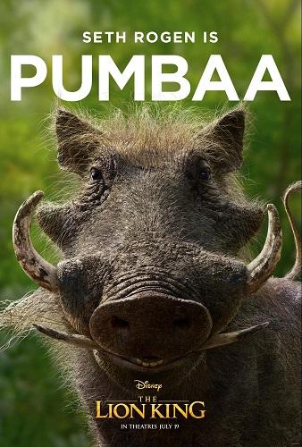 TheLionKingPumbaa